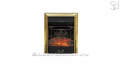 Электротопка Royal Flame Majestic FX Golden Brass из металла_1