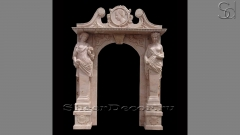 Classico Egypt Ivory Antique Tondo