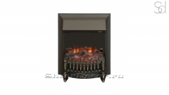 Электротопка RealFlame Fobos Lux Black из металла_1