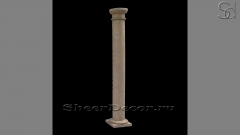 Pillar Jura Beige Antique Rotondo